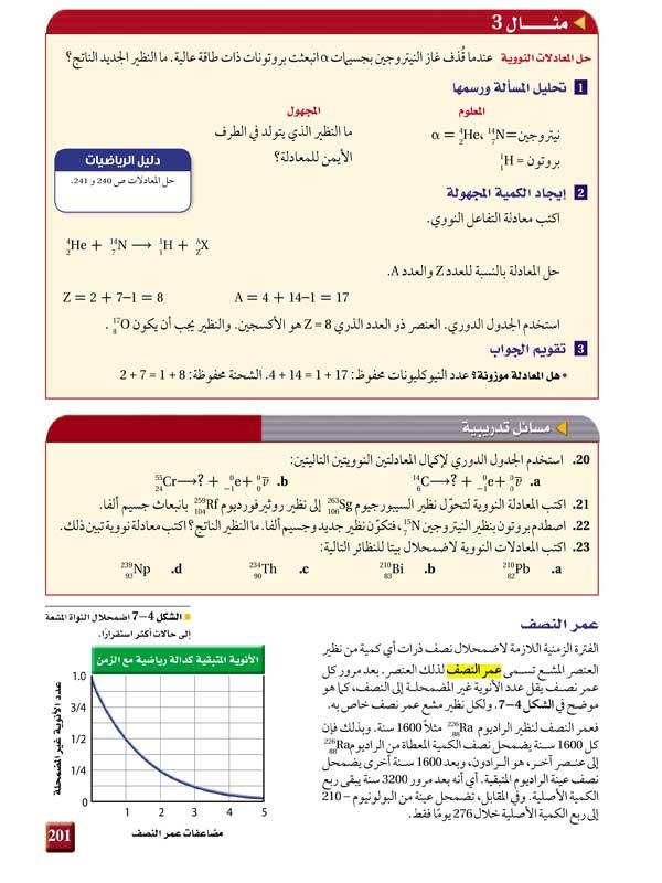 مثال3   مسائل تدريبية