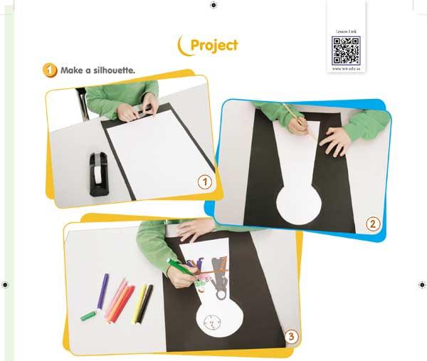 Make a silhouette