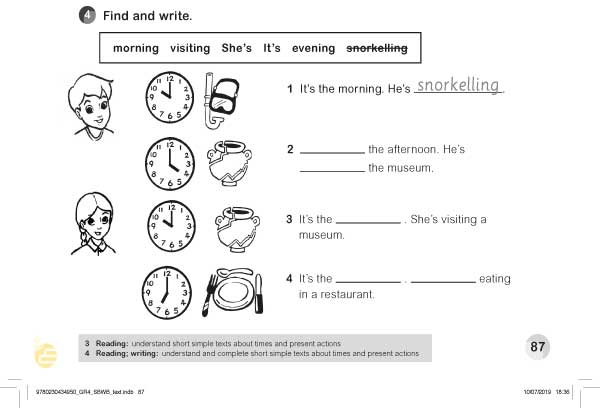 4.Find and write