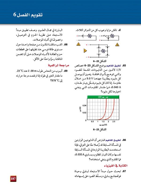 الكتابة في الفيزياء