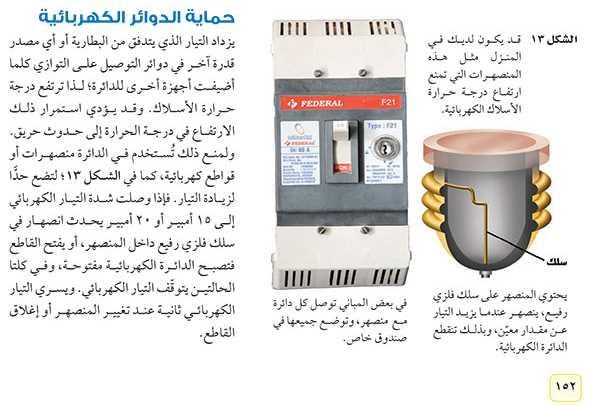 حماية الدوائر الكهربائية