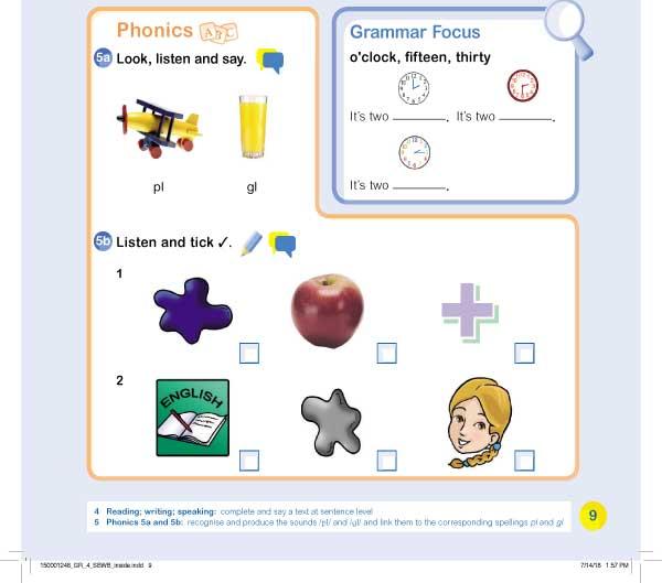 Phonics   Grammar Focus