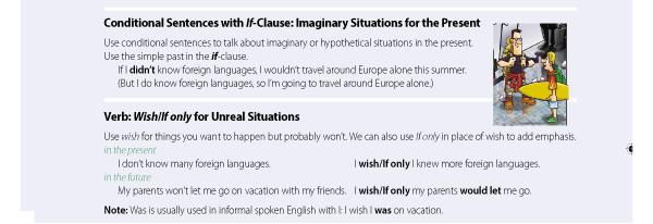 Conditional Sentences with If-Clause