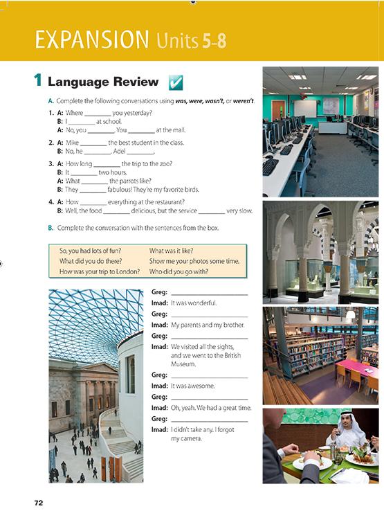 ((language review-1 ((A-B
