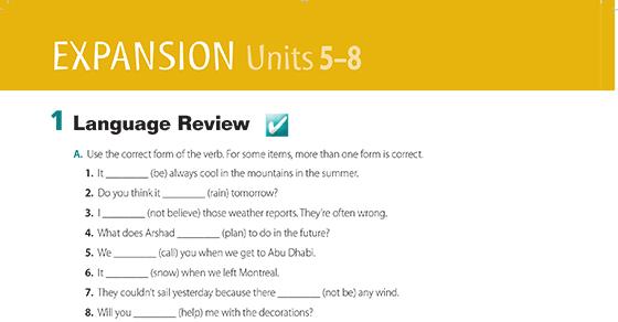((language Review-1((A