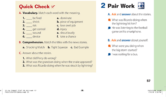 quick check AND pair work-2