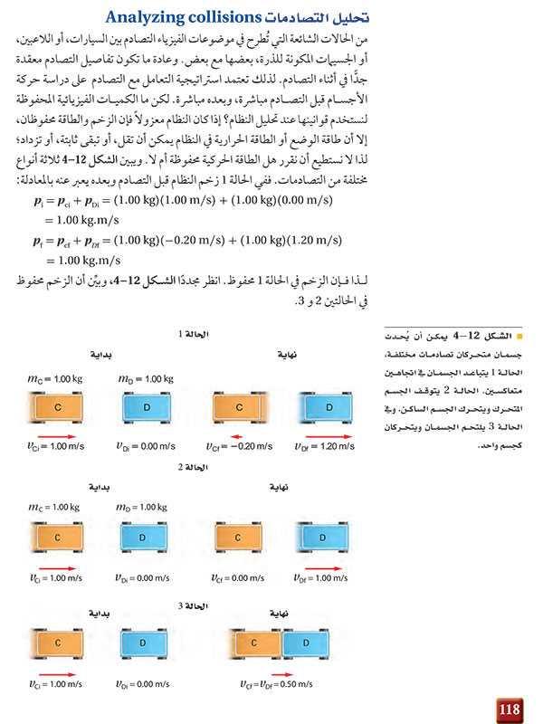 تحليل التصادمات