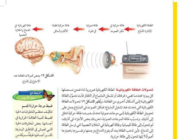 تحولات الطاقة الكهربائية