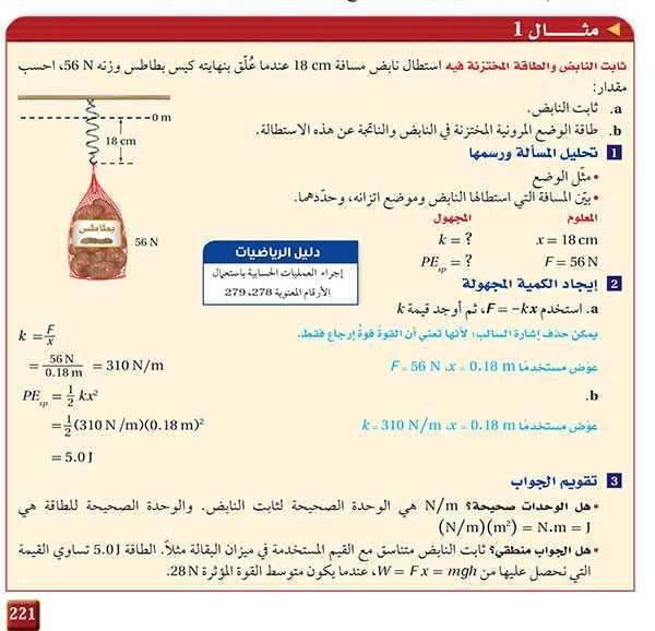 مثال1 ص221
