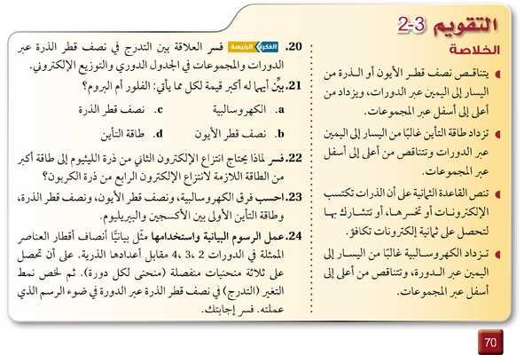 التقويم 3-2
