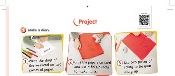 (project(make a diary