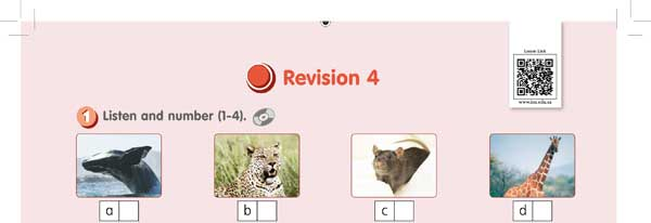 (Revision-4(listen and number