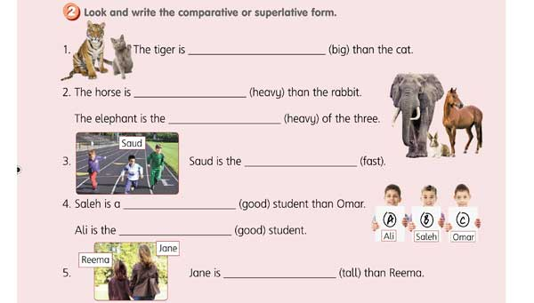 (Revision-4(look and write